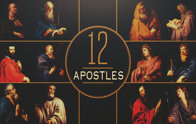 The 12 Apostles: A Roadmap For Us to Follow