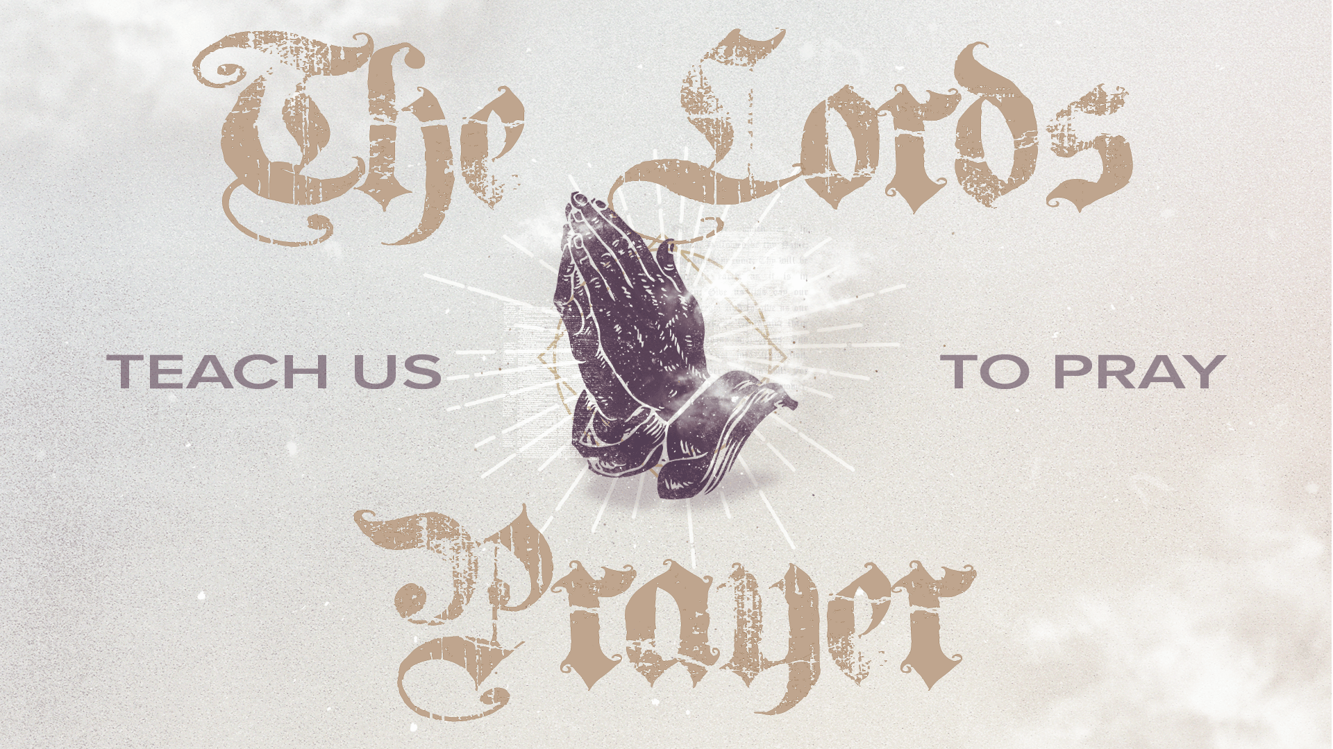 lords prayer